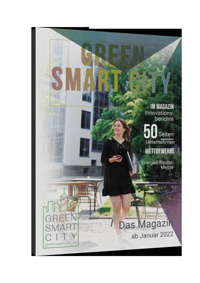 GREEN SMART CITY Magazin